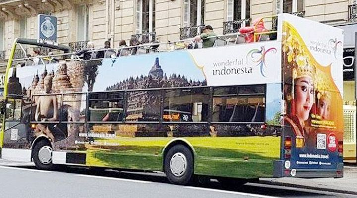 Washington Dc Tour Bus >> Sebulan Penuh 10 Bus Wonderful Indonesia Wara Wiri Di